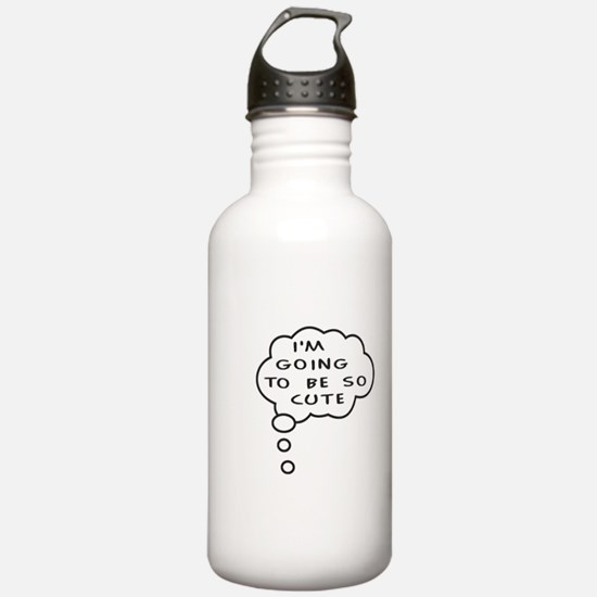 So Cute Water Bottle