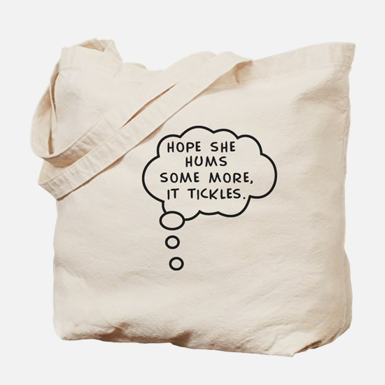 Mommy's Hum Tote Bag
