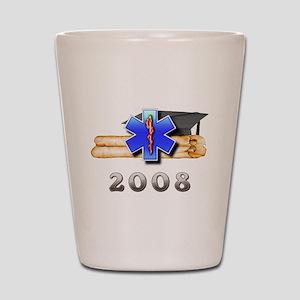 EMS/EMT 2008 Shot Glass