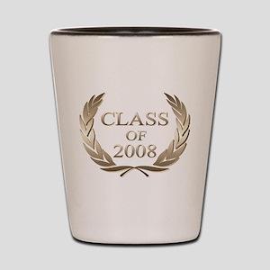 Class of 2008 Shot Glass