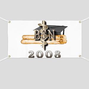 BSN Grad 2008 Banner