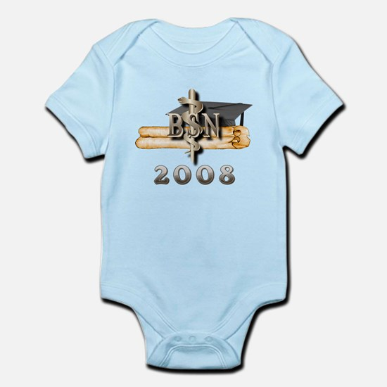 BSN Grad 2008 Infant Bodysuit
