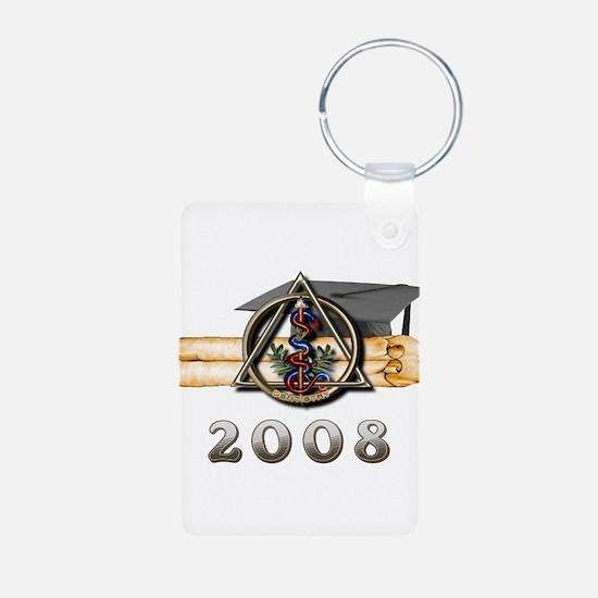 Dental Grad 2008 Keychains