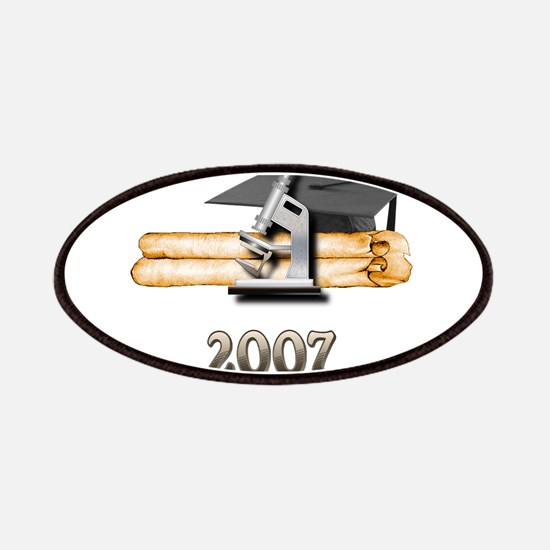 Science Grad 2007 Patches