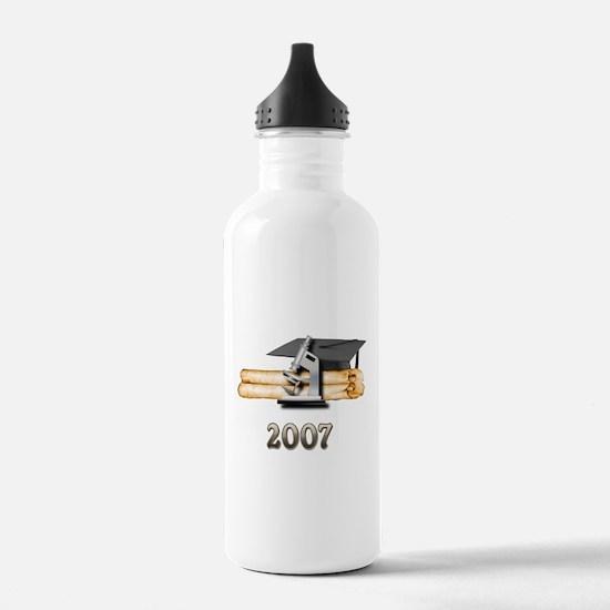 Science Grad 2007 Water Bottle