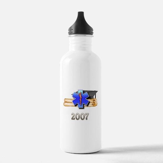 EMS/EMT Grad 2007 Water Bottle