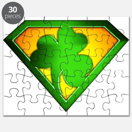 Super Shamrock Puzzle