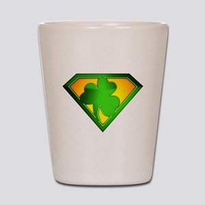 Super Shamrock Shot Glass