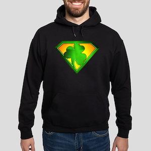 Super Shamrock Hoodie (dark)
