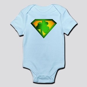 Super Shamrock Infant Bodysuit