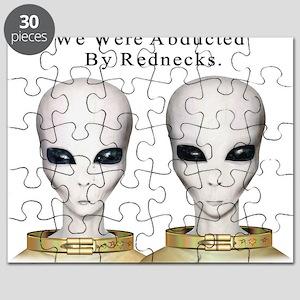 Alien Abduction Puzzle