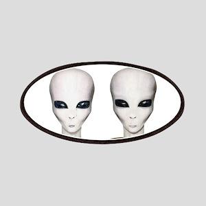 Alien Abduction Patches