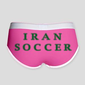 Iran Soccer Women's Boy Brief