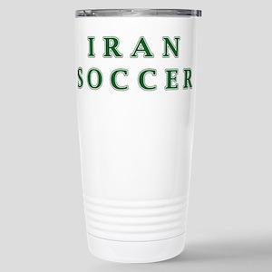 Iran Soccer Stainless Steel Travel Mug