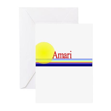 Amari Greeting Cards (Pk of 10)