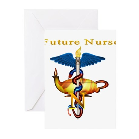 Future Nurse Greeting Cards (Pk of 20)