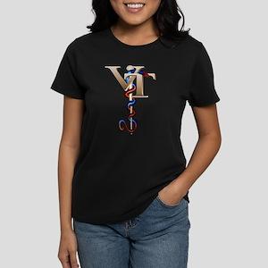 Veterinary Tech Women's Dark T-Shirt
