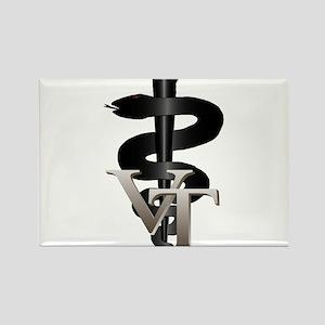 Veterinary Tech Rectangle Magnet