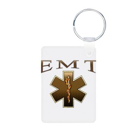EMT(Browns) Aluminum Photo Keychain