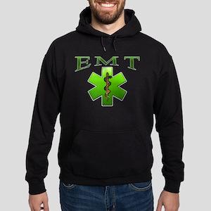 EMT(Green) Hoodie (dark)