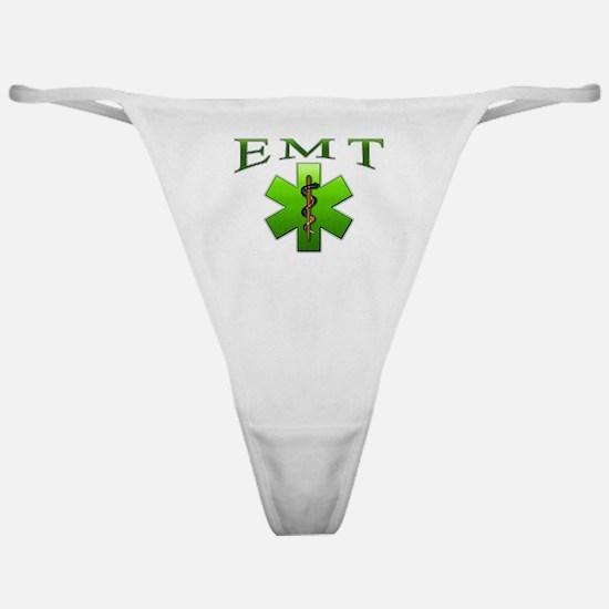 EMT(Green) Classic Thong