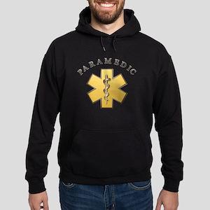 Paramedic(Gold) Hoodie (dark)