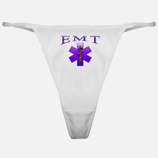 EMT(Violet) Classic Thong