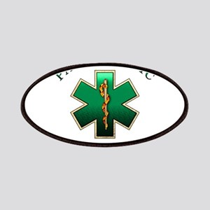 Paramedic(Emerald) Patches