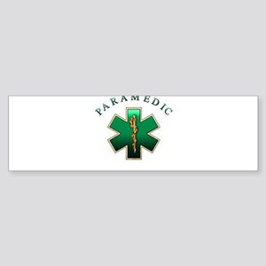 Paramedic(Emerald) Sticker (Bumper)