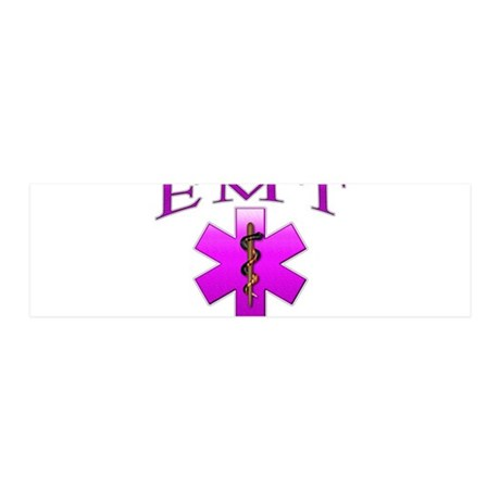 EMT(pink) 21x7 Wall Peel