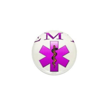 EMT(pink) Mini Button (10 pack)