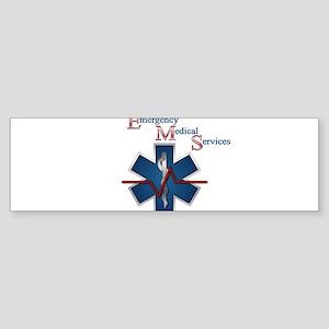 EMS Life Line Sticker (Bumper)