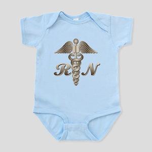 RN Caduceus Infant Bodysuit