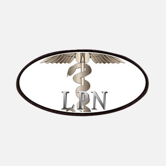 LPN Caduceus Patches