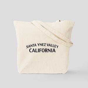 Santa Ynez Valley California Tote Bag