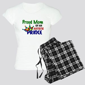 Proud Of My Autistic Prince Women's Light Pajamas