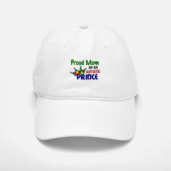 Proud Of My Autistic Prince Baseball Baseball Cap