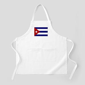 Flag of Cuba 1 Apron