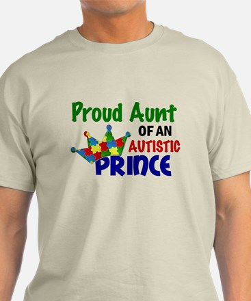 Proud Of My Autistic Prince T-Shirt