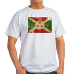 Burundi Flag Light T-Shirt
