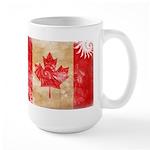 Canada Flag Large Mug