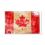 Canada Flag Car Magnet 20 x 12