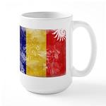 Chad Flag Large Mug