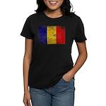 Chad Flag Women's Dark T-Shirt