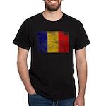 Chad Flag Dark T-Shirt