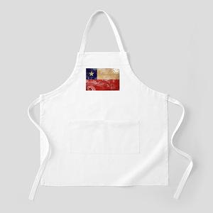Chile Flag Apron
