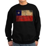 Chile Flag Sweatshirt (dark)
