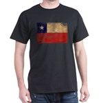 Chile Flag Dark T-Shirt
