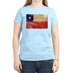 Chile Flag Women's Light T-Shirt