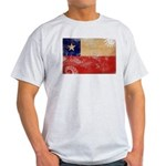 Chile Flag Light T-Shirt